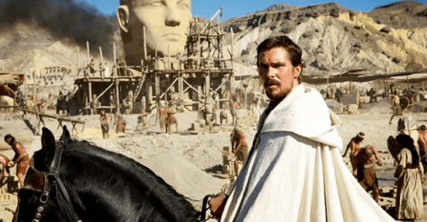 Christian Bale in Ridley Scott's Exodus: Gods and Kings © 2013 - Twentieth Century Fox