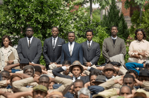 Lorraine Toussaint, Colman Domingo, David Oyelowo, Corey Reynolds and Tessa Thompson in Ava DuVernay's Selma. Photo by Atsushi Nishijima - © 2014 Paramount Pictures Corporation. All Rights Reserved.