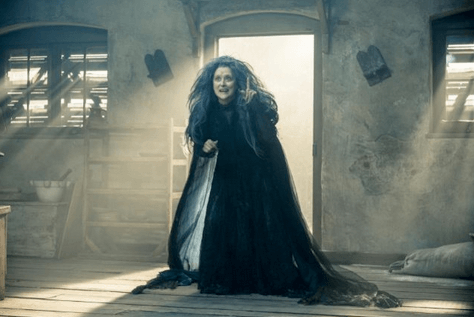 Meryl Streep in Rob Marshall's Into the Woods. © 2014 - Walt Disney Studios Motion Pictures.