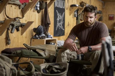 Bradley Cooper in Clint Eastwood's American Sniper. Photo by Keith Bernstein - © 2014 - Warner Bros. Entertainment.