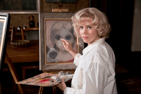 Amy Adams in Tim Burton's Big Eyes. © 2014 - The Weinstein Company