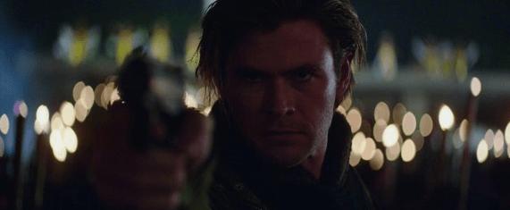 Chris Hemsworth in Michael Mann's Blackhat. © 2014 - Universal Pictures