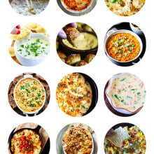 15 Easy Cheesy Dip Recipes | gimmesomeoven.com