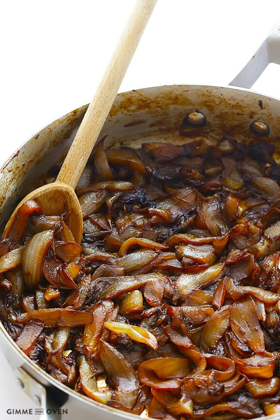 How To Make Caramelized Onions -- a step-by-step tutorial ...