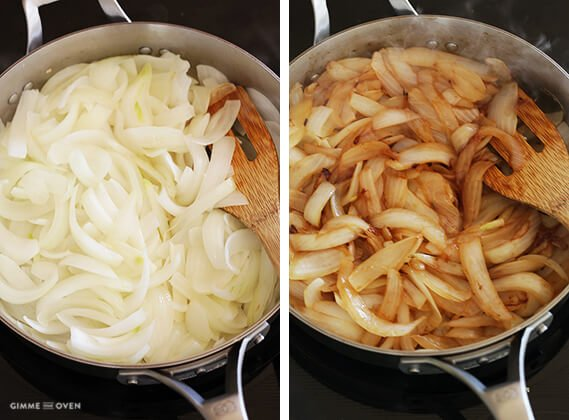 How Long To Cook Onions In Oven