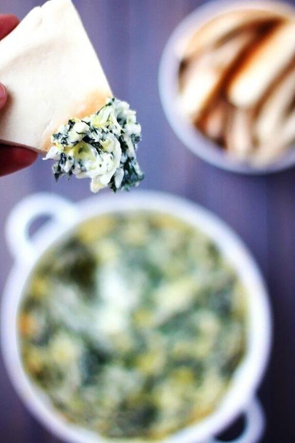 Spinach Artichoke Dip | gimmesomeoven.com