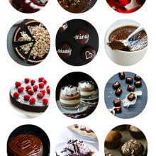 15 Chocolate Dessert Recipes | gimmesomeoven.com
