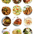 21 Lightened-Up Comfort Food Recipes - a delicious collection from food bloggers   gimmesomeoven.com