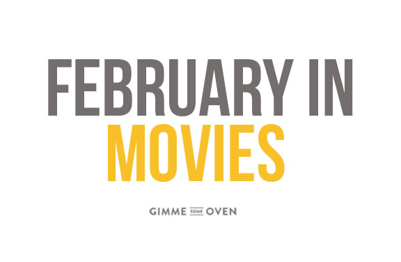 February In Movies