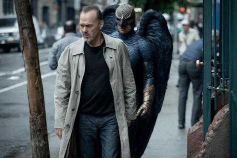 Michael Keaton in Alejandro Iñárritu's Birdman © 2014 - Fox Searchlight