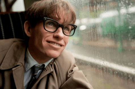 Eddie Redmayne in James Marsh's The Theory of Everything. Photo by Liam Daniel - © 2014 - Universal Pictures International