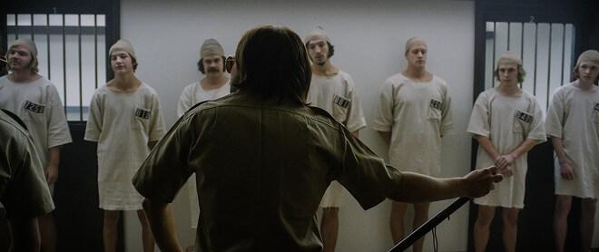 Kyle Patrick Alvarez's The Stanford Prison Experiment. Photo by Jas Shelton.
