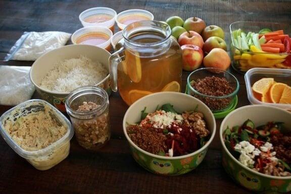 Meal Prep | shutterbean.com