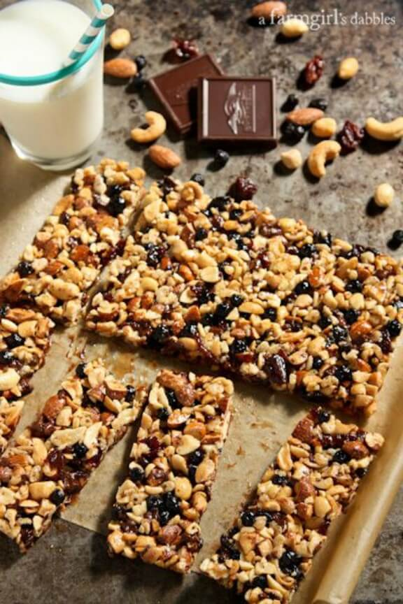 15 Healthy Workout Snacks Gimme Some Oven