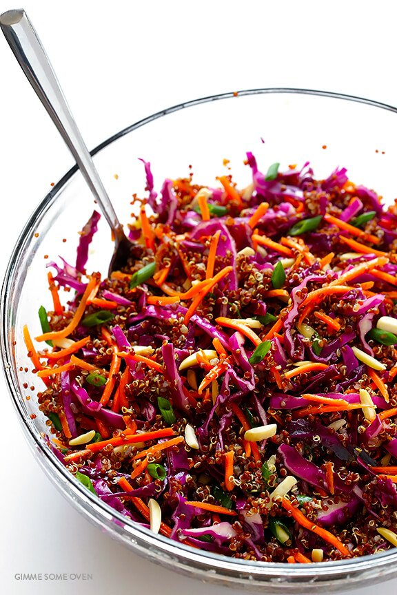 ... asian quinoa salad recipe on quinoa asian slaw asian quinoa salad