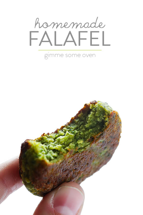 Crunchy Red Swiss Chard Falafel Recipe — Dishmaps