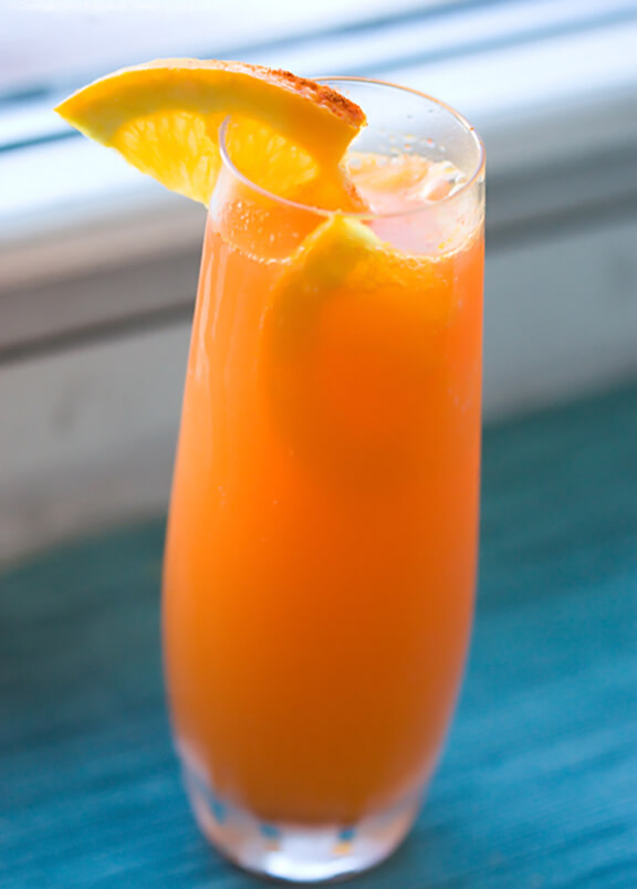 The Fizzy Bunny (Easter Brunch Mimosa) | babble.com