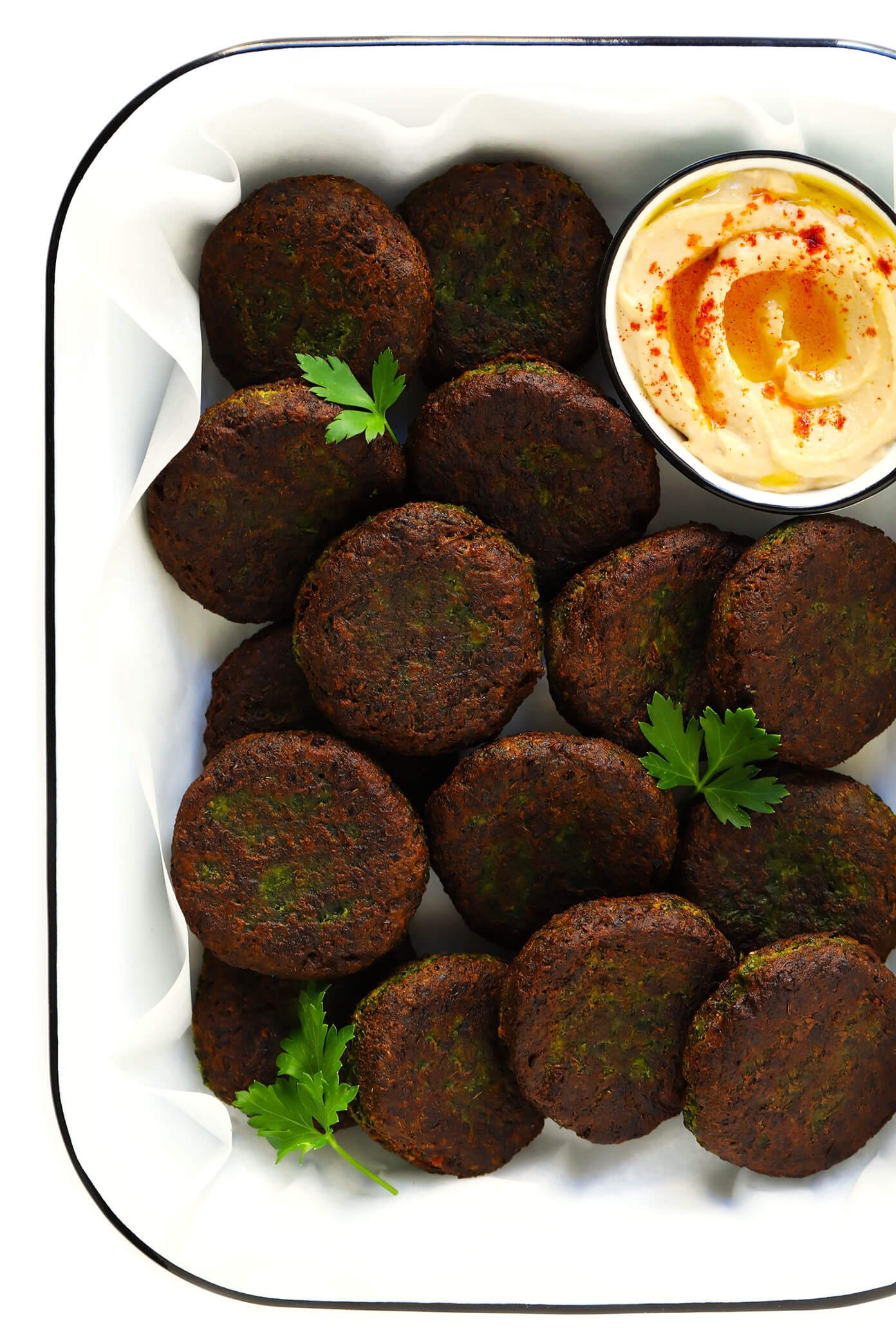 The BEST Falafel Recipe! | Gimme Some Oven