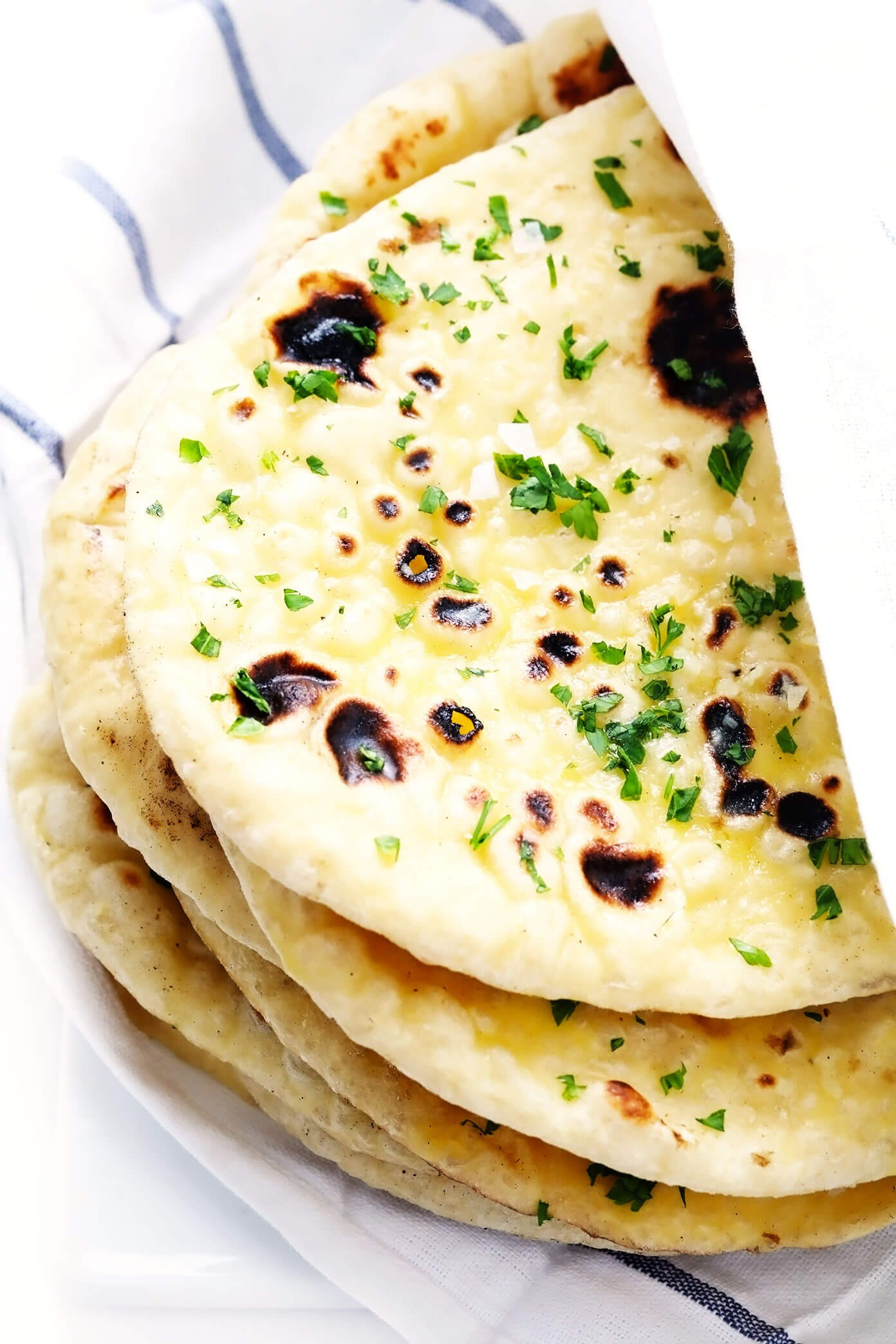 Homemade Naan Recipe Gimme Some Oven