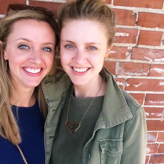Sarah and me :)