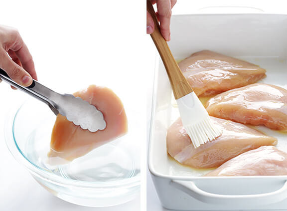 Learn How To Make A Perfect Baked Chicken Breast Delicious Juicy Tender