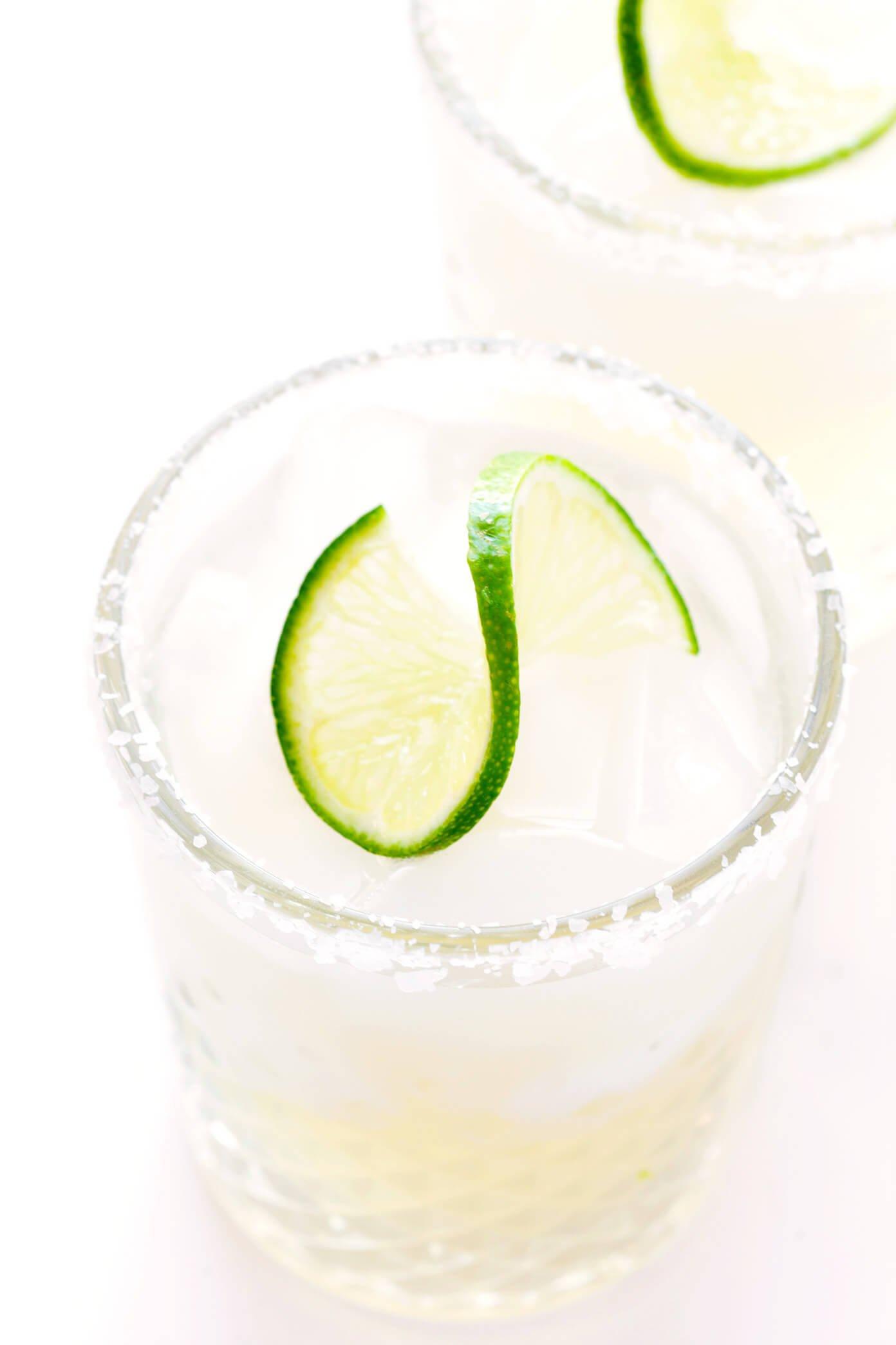 Receta Margarita
