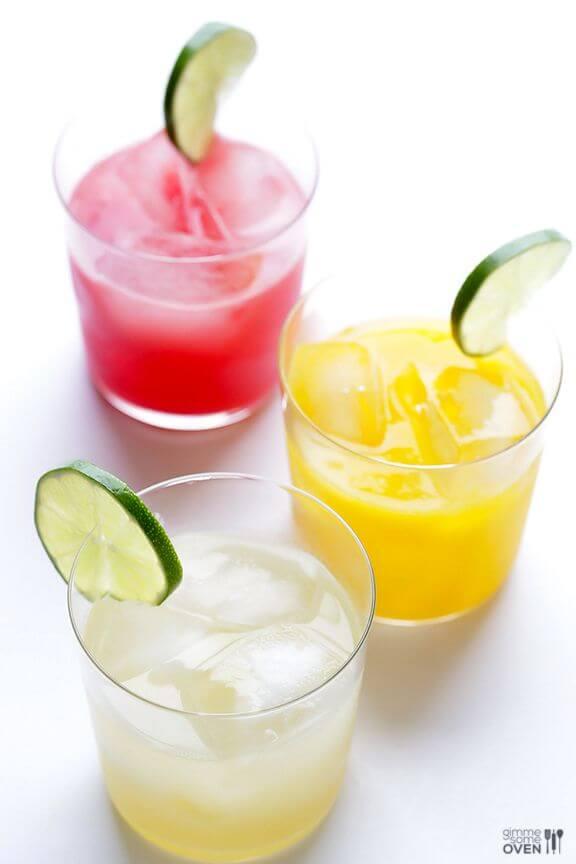 Skinny Margarita | gimmesomeoven.com