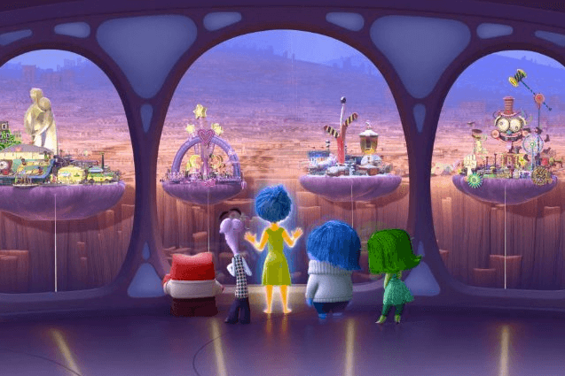 Inside Out.  © 2015 - Disney/Pixar