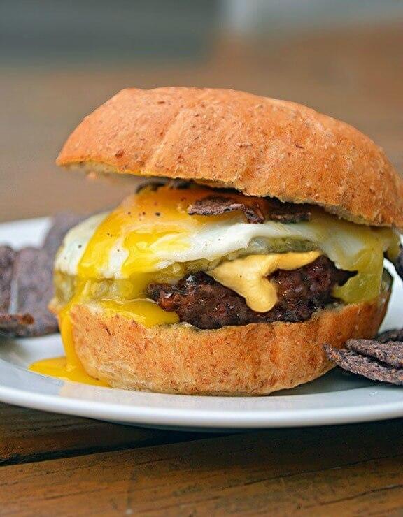 The Heisenburger | hostthetoast.com
