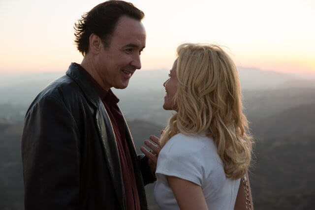 John Cusack and Elizabeth Banks in Bill Pohlad's Love and Mercy.   © 2015 - Roadside Attractions
