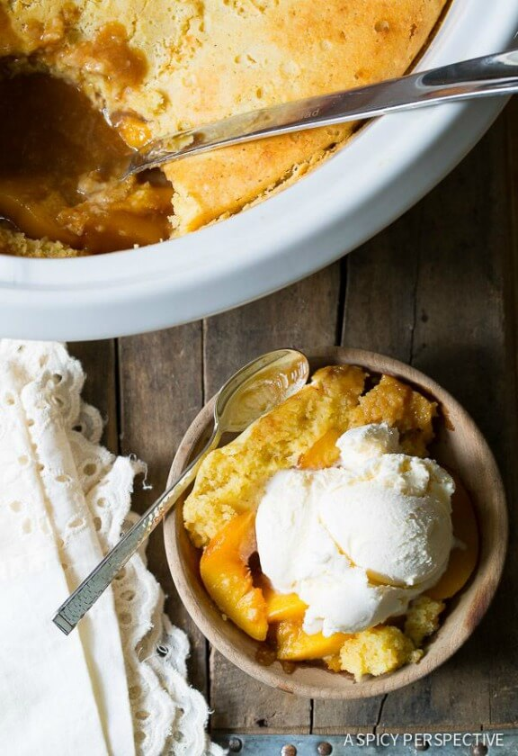 blackberry polenta cobbler peach cobbler peach cobbler scones peach ...
