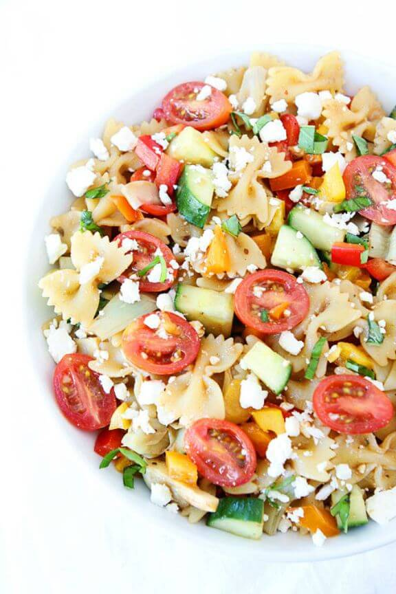 15 pasta salad recipes gimme some oven for Best summer pasta salad recipes ever
