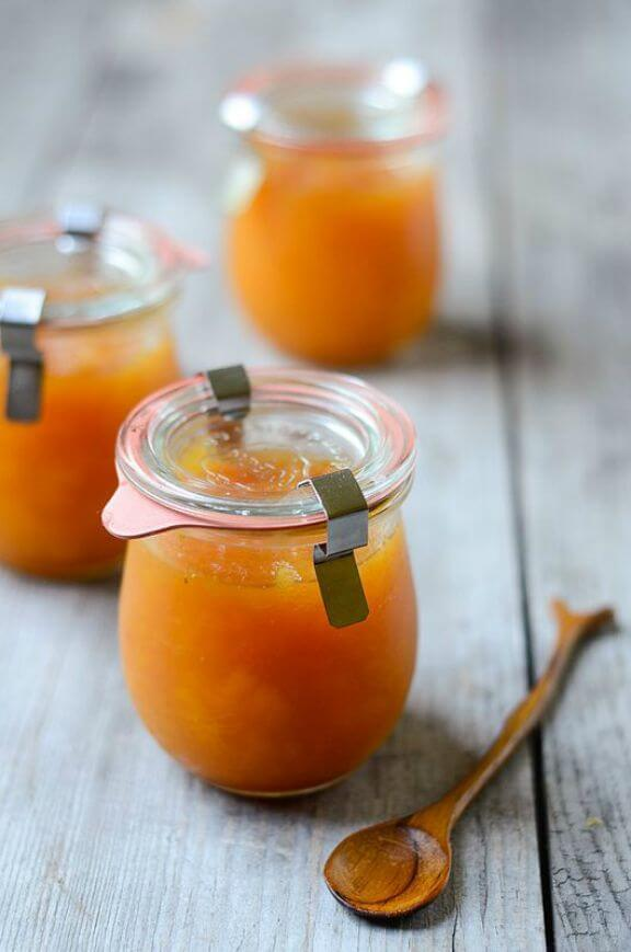 Peach Jam | butteredsideupblog.blogspot.com