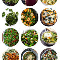 A delicious collection of 15 kale recipes from food bloggers | gimmesomeoven.com