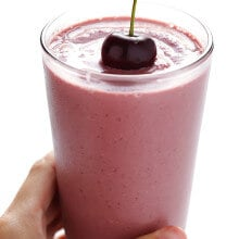 Cherry Pie Smoothie | gimmesomeoven.com
