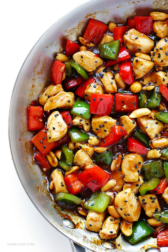 Kung Pao Chicken Gimme Some Oven