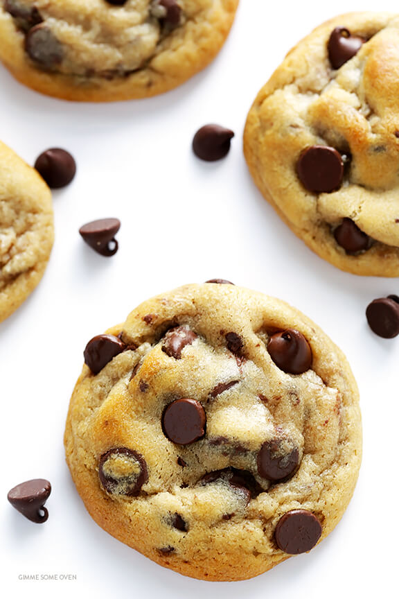 Chocolate Chip Cookies With Baking Powder Instead Of Baking Soda
