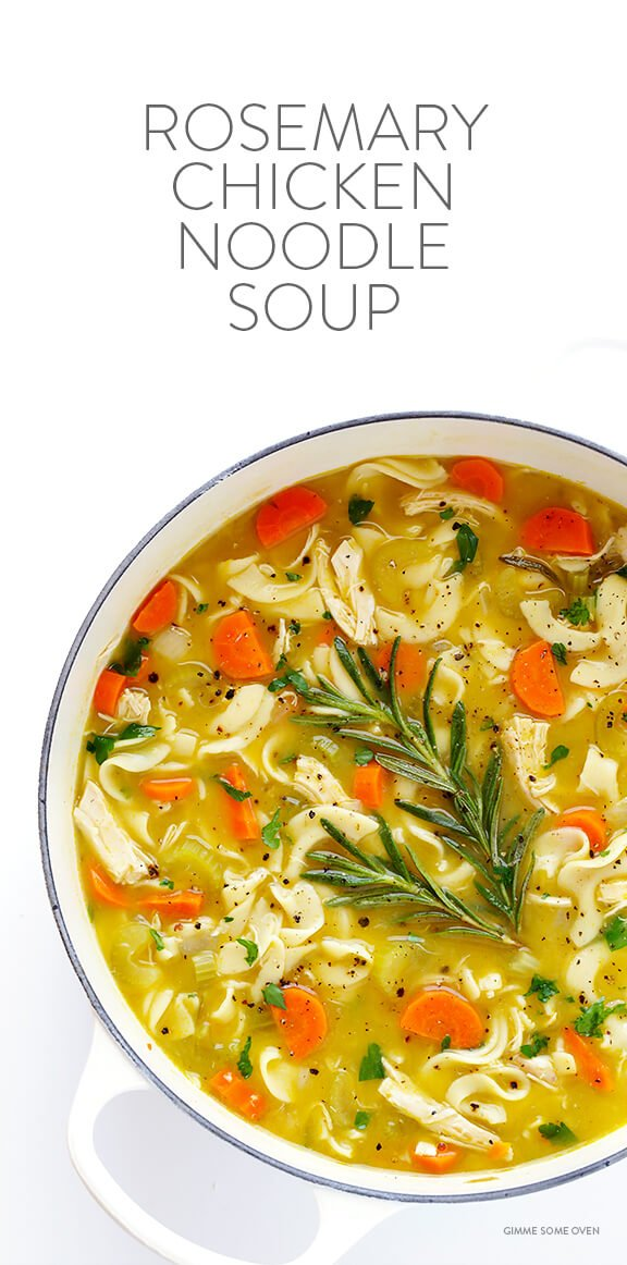 Carrot Soup With Chicken And Thyme Recipe — Dishmaps