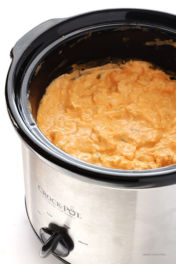 Feb 03,  · Whether you need a game day recipe or a pot luck treat, this Cheesy Slow Cooker Buffalo Chicken Dip will always be a hit! Serve with chips or veggies and watch this buffalo chicken dip in the slow cooker disappear!5/5(1).
