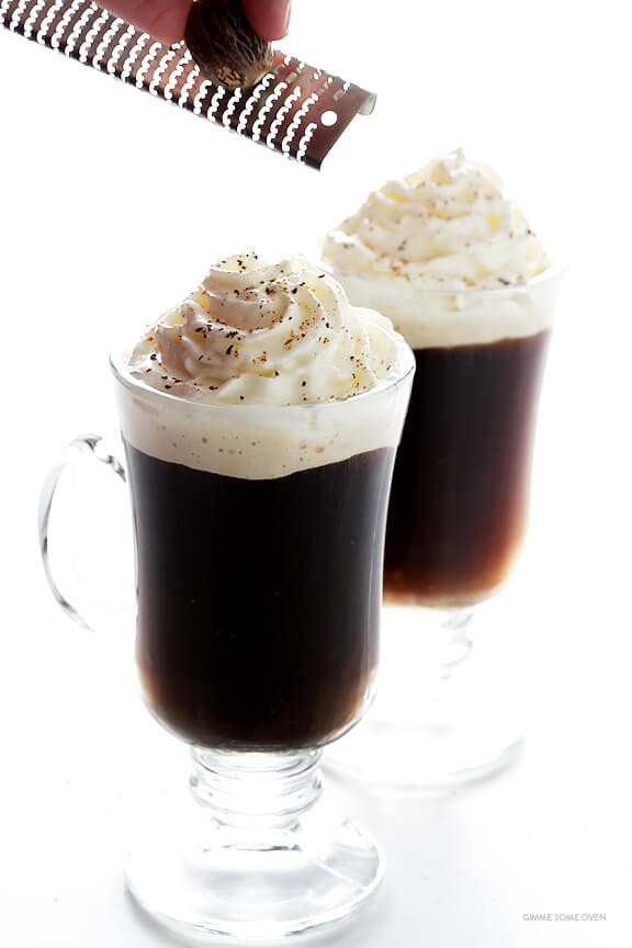 Irish Coffee Recipe Gimme Some Oven