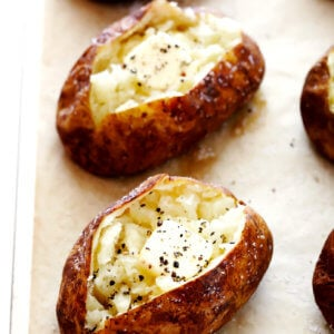 Baked Potato Recipe