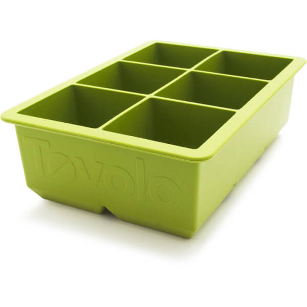 Jumbo Silicone Ice Tray | gimmesomeoven.com