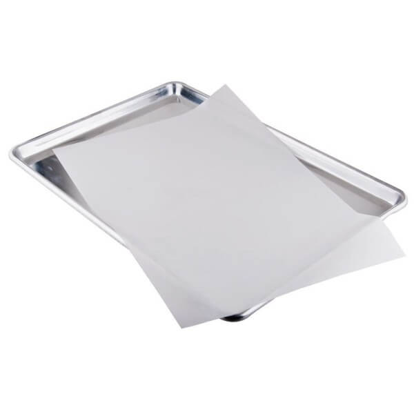 Pre-Cut Parchment Baking Sheet Liners | gimmesomeoven.com