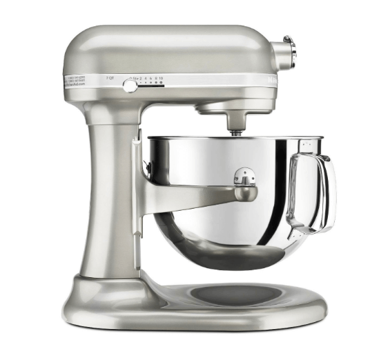 My 10 Favorite Kitchen Appliances: KitchenAid Professional 6-Quart Stand Mixer | gimmesomeoven.com