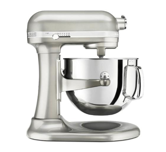 My 10 Favorite Kitchen Appliances: KitchenAid Professional 6-Quart Stand Mixer | gimmesomeoven.com