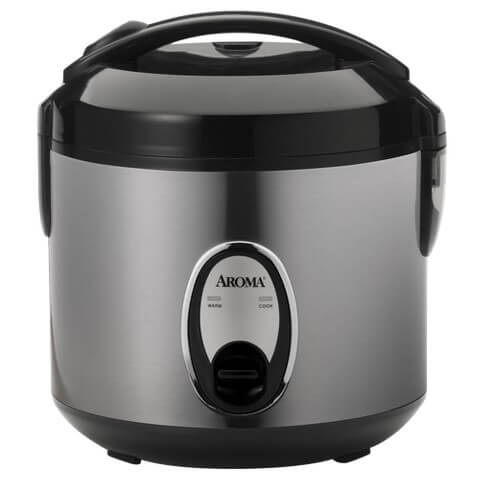 My Favorite Small Kitchen Appliances: Aroma Rice Cooker | gimmesomeoven.com