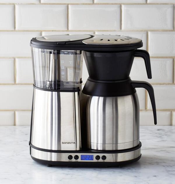 My 10 Favorite Small Kitchen Appliances: Bonavita Digital Coffee Maker | gimmesomeoven.com