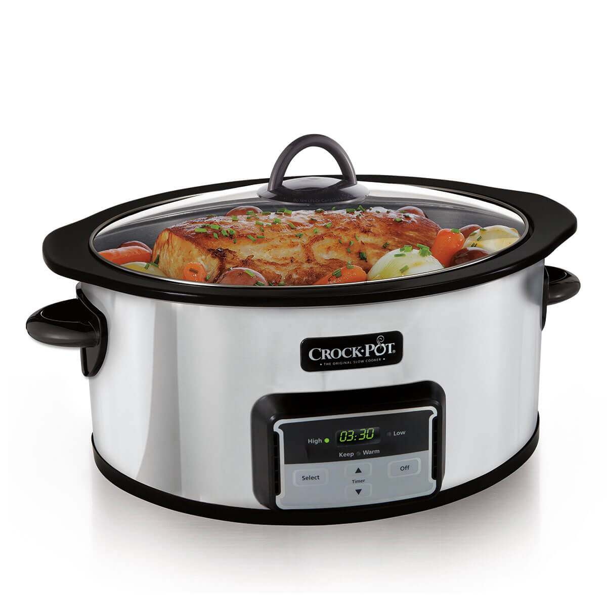 My 10 Favorite Small Kitchen Appliances: 6-Quart Crock Pot | gimmesomeoven.com