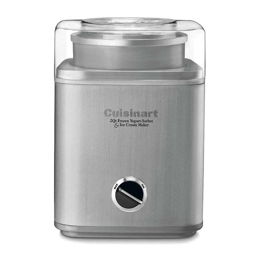 My 10 Favorite Small Kitchen Appliances: Cuisinart Pure Ice Cream Maker | gimmesomeoven.com/shop