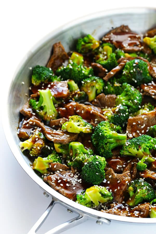 Beef and Broccoli Recipe | Gimme Some Oven